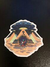 Alien King Sticker Arrival WATERPROOF Vinyl Decal NEW FREE SHIPPING