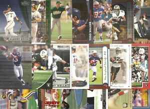 (20) Different 1999 Louisiana State University Tigers Alumni Cards LSU Faulk