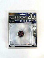 Silenx PC Computer Case Fan EFX1215B Effizio 120 x 25mm 15dBA 74CFM