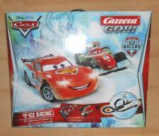 Carrera GO - Cars Ice Racing Rennbahn 4,9 m. - inkl. Ice McQueen + Ice Bernoulli