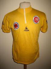 Tour de France 1980 vintage jersey shirt cycling maillot maglia trikot size 3