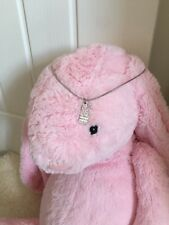 Hardly Worn Christian Dior Girly Pink Necklace *rare find For Collectors*