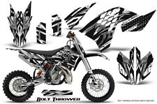 CREATORX GRAPHICS KIT FOR KTM SX65 SX 65 2009-2015 BOLT THROWER WNP