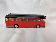 CAT Diecast Bus