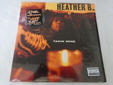 Heather B. Takin Mine EMI 7243 8 38383 1 8 US  VINYL LP
