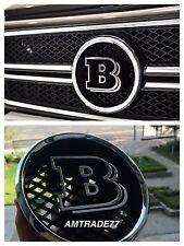 BRABUS GRILL BADGE  W463 G63 G65 G63 AMG 6X6 GL X166