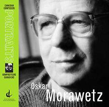 Baril;  Edmonton Symphony O...-Oskar Morawetz Portrait CD NEW