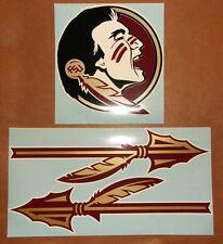 Florida State Seminoles FSU decal - sticker - NEW LOGO