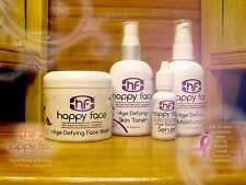 Daily Facial Set - Age Defying - Happy Face Beauty - All Natural