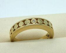 JETTE JOOP Ring 18kt Gelbgold Diamant RW59