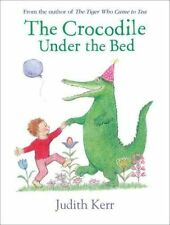 The Crocodile Under the Bed-ExLibrary