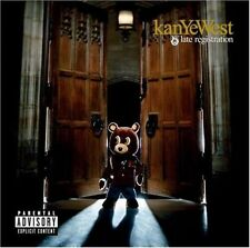 Late Registration 2 Disc Set Kanye West 2005 Vinyl Explicit Version