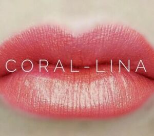 Coral-Lina LIPSENSE Limited Edition By SeneGence NEW SEALED AUTHENTIC FULL SIZE