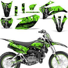 Yamaha TTR110 TTR 110 Graphic Kit Dirt Bike Sticker Wrap MX Decals 11-16 REAP G