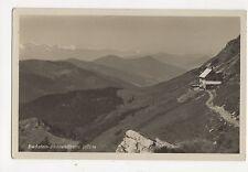 Dachstein Suedwandhuette Austria Vintage RP Postcard 355a