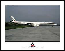 Delta Air Lines DC-8-71 11x14 Photo (B008RGFH11X14)