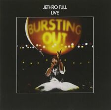 Jethro Tull Bursting Out Remastered CD NEW