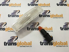 Land Rover Freelander 2 Clear Side Repeater Indicator with Bulb & Holder