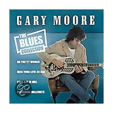 CD GARY MOORE THE BLUES COLLECTION 8711539016128