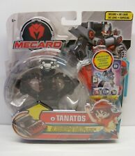 Mecard transformer robot DX Deluxe action figure with card TANATOS mattel 2015