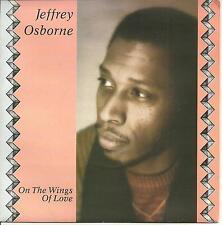 JEFFREY OSBORNE - ON THE WINGS OF LOVE / I'M BEGGIN' 1982 - 80s SOUL BALLAD POP