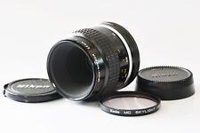 [TOP Nuovo di zecca] Nikon Ai-s 55mm f2.8 Nikkor Micro PRIME MF AIS Macro DAL GIAPPONE N297