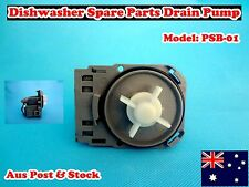 Dishwasher Spare Parts Drain Pump Replacement Suits Many Brand PSB-01 (B110) New