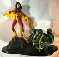 Marvel Select Spider-Woman Figure Diamond