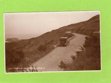 Torquay Marine Drive Motor Car RP pc used 1938 Judges Ref C904