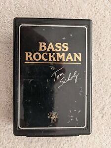 SR&D Bass Rockman Headphone Amp - Scholz Boston - Free Shipping ****New Caps****