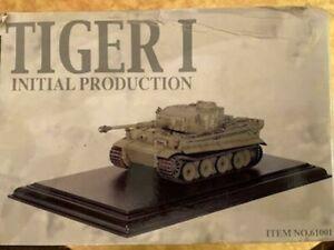 "Dragon Armor 1:35 German Tiger I Initial production, Tunisia 1942 #61001 ""Rare"""