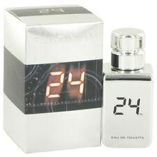 24 Platinum The Fragrance by ScentStory Eau De Toilette Spray 1 oz for Men