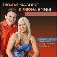 Thomas Maguire & Fhiona Ennis - Sold As A Rock - New CD Album