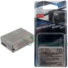 Batteria alta qualità fotocamera NB10L X-Longer p CANON PowerShot G15 G16 800mAh