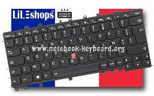 Clavier Français Original Pour Lenovo ThinkPad Yoga 12 20DK / 20DL Rétroéclairé
