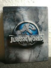 Jurassic World Steelbook Blu Ray