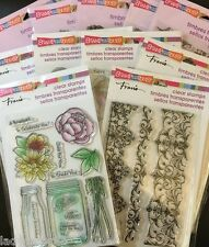 Stampendous Clear Stamps Lot to choose from