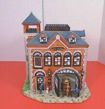 PartyLite Olde World Village Tea Light House 7 Fire House