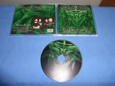 "Severed Savior ‎""Brutality Is Law"" CD Unique Leader Records ‎– ULR 60011-2 USA"