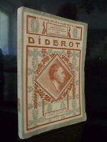 A.Seche&j.bertaut Diderot 42 Ritratti L.Michaud Parigi SD Be