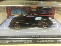 "DIE CAST BATMAN COLLECTION "" THE BRAVE AND THE BOLD "" SCALE 1/43"