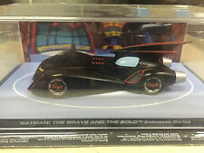 "DIE CAST BATMAN COLLECTION "" THE BRAVE AND THE BOLD ""  SCALA 1/43"