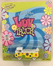 Johnny Lightning White Lightning Luv Truck Bus Surfboards Yellow Volkswagen VW