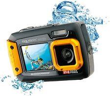 EASYPIX W1400 Active Unterwasserkamera Orange, 14 Megapixel, 1x opt. Zoom, TFT