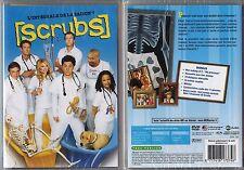 SCRUBS - Intégrale saison 7 - Coffret 1 boitier Classique - 7 DVD - NEUF