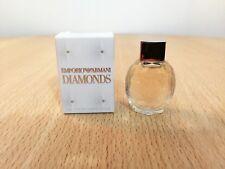 Emporio Armani Diamonds for Women EDP 5ml Mini Miniature Perfume new with box