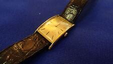 << Baume & Mercier Geneve Golduhr 750 Aufziehuhr Armbanduhr , Uhr