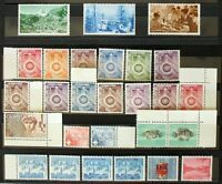 s729) Schweiz 41 ** WIFAG Probedrucke PTT - Switzerland test stamp SPECIMEN