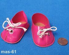 STOLLE PUPPENSCHUHE 4/40 SCHUHE ROSA HALBSCHUHE PUPPE