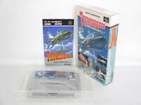 THUNDERBIRDS Ref/bcb Super Famicom Nintendo Japan Game sf